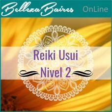Curso de Reiki Usui Nivel 2 - CON REQUISITOS