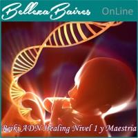 Curso de Reiki ADN Healing Nivel 1 y Maestría