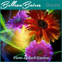 Curso de Flores de Bach Etericas Nivel 1, 2, 3 y Maestría