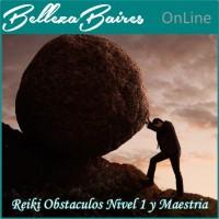 Curso de Reiki Obstáculos Nivel 1 y Maestría
