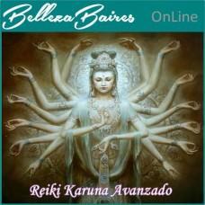 Curso de Reiki Karuna Nivel Avanzado (con Requisitos)