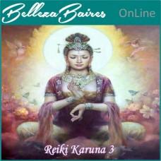 Curso de Reiki Karuna Nivel 3 y Maestría (Con Requisito)