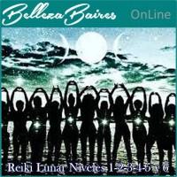 Curso de Reiki Lunar Nivel 1, 2, 3, 4, 5 y 6