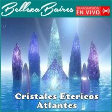 Curso por Zoom de Cristales Etericos Atlante Nivel 1 y Maestría