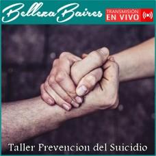 Taller de Prevención del Suicidio por Zoom