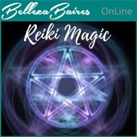 Curso de Reiki Magic Nivel 1 y Maestría