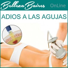 Curso de Mesoterapia Virtual - Facial y Corporal