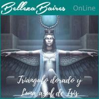Curso de Sintonización Luna Azul y Triangulo Dorado de Isis
